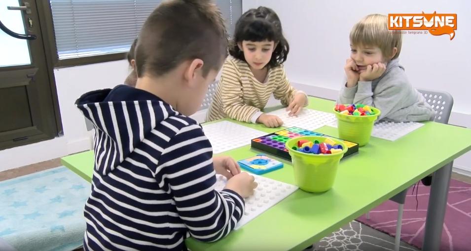 matemáticas manipulativas para niños en bilbao